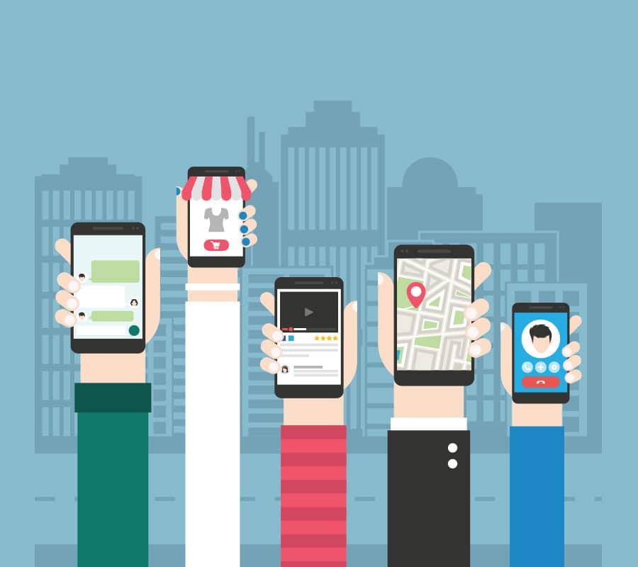 Application mobile : les 5 ingrédients clés pour une stratégie digitale efficace