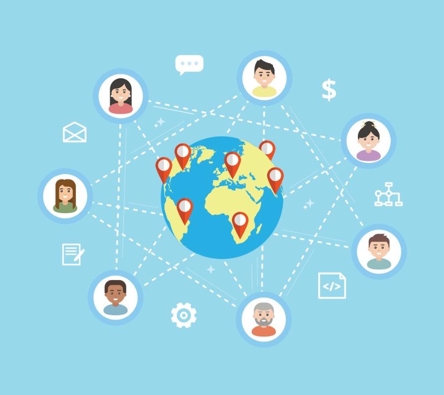 Une agence web offshore pour créer votre site Internet